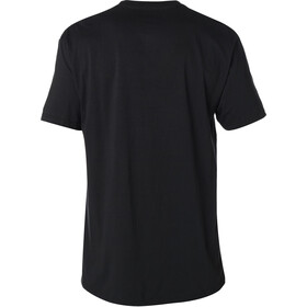 Fox Legacy Moth Kurzarm T-Shirt Herren black